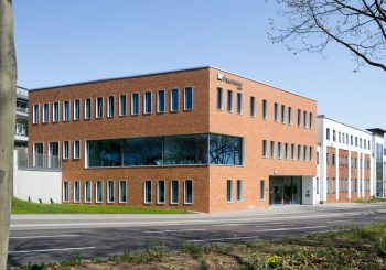 FRAUNHOFER IMWS, HALLE, ERWEITERUNGSBAU DES CENTER FOR APPLIED MICROSTRUCTURE DIAGNOSTICS [CAM]