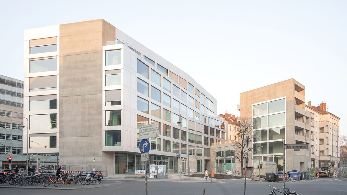 Suhrkamp/L34 - Nominated for the DAM German Architecture Prize