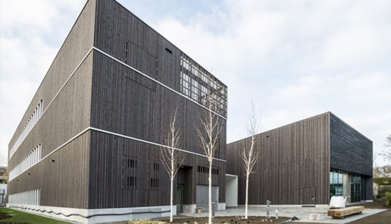Completed  - Future orientedCenter for Light and Environmentally-Friendly Structures ZELUBA, Braunschweig